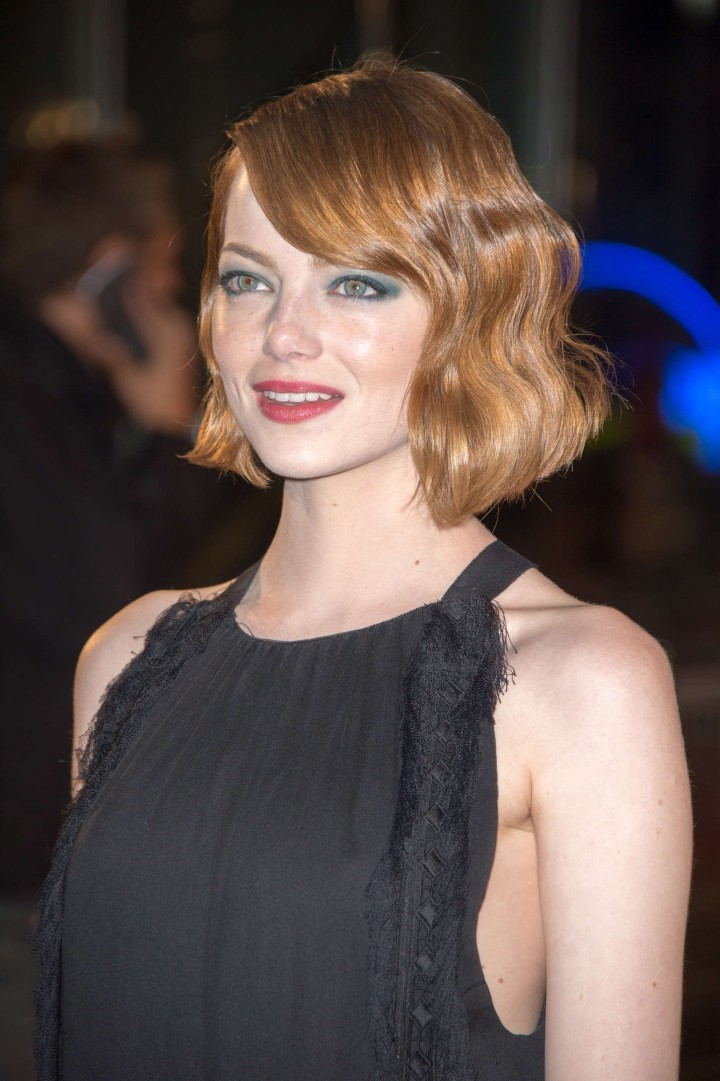 "Emma Stone – ""Magic in the Moonlight"" Premiere in Paris"
