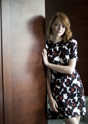 Emma Stone - New York Times Photoshoot (October 2014)