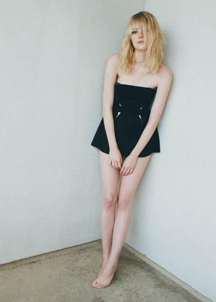 Emma Stone - W magazine (February 2013)