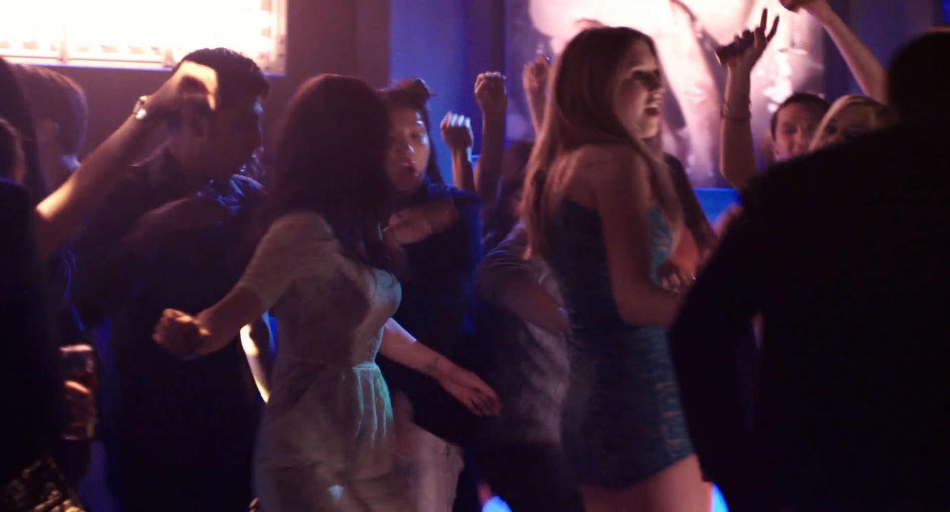 Youtube The Bling Ring Dancing Club Scene