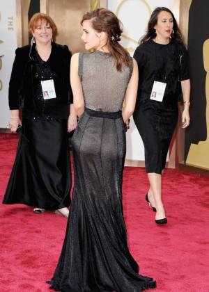 Oscar 2014: Emma Watson -01