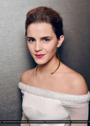 Emma Watson - BAFTA Portraits (October 2014)