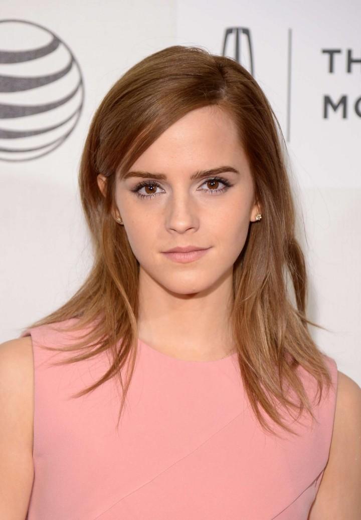 Emma Watson: 2014 Tribeca Film Fest -04