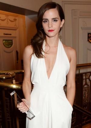 Emma Watson - 2014 British Fashion Awards in London adds