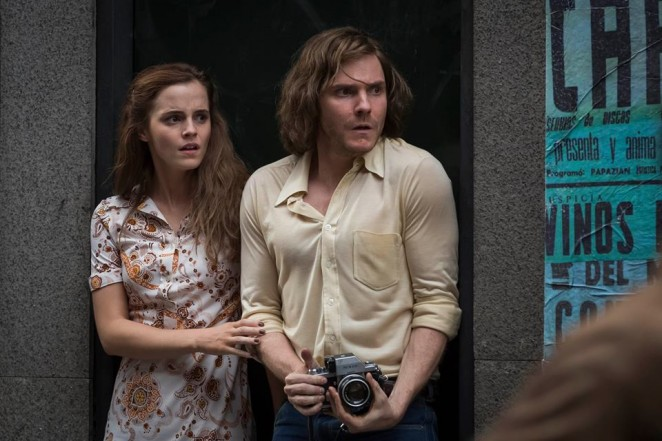 "Emma Watson - ""Colonia Dignidad"" Promotional Posters & Stills 2015"