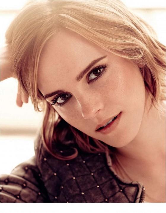 Emma Watson – Elle France 2013-06