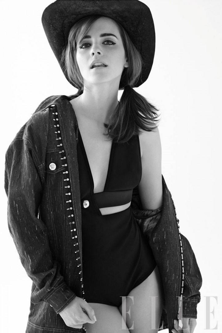 Emma Watson – Elle Magazine (April 2014)