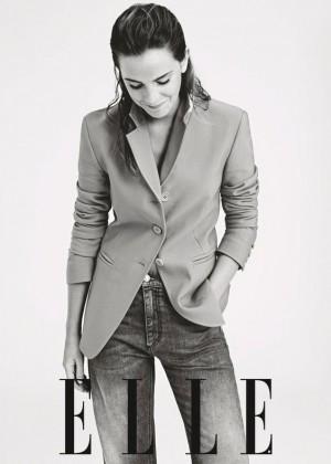 Emma Watson: ELLE UK 2014 -01