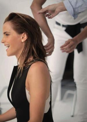 Emma Watson: ELLE UK 2014 -04