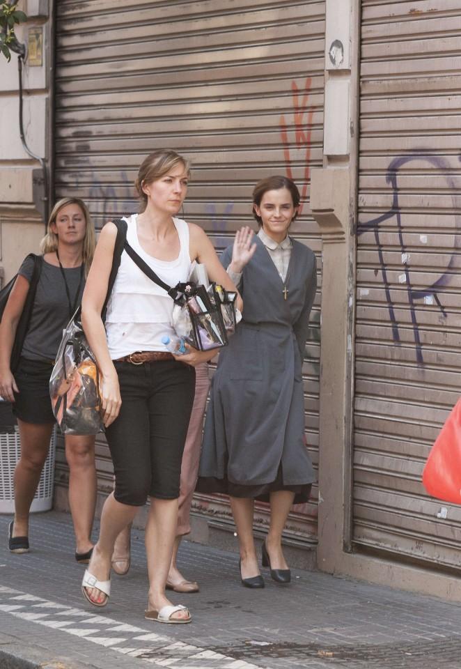 Emma-Watson:-Filming-Colonia--04-662x960