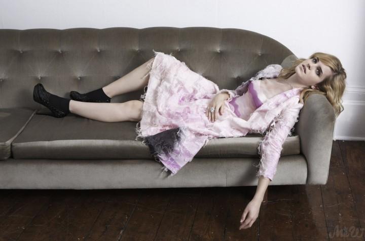 Emma Watson: Flare Magazine 2008 -03