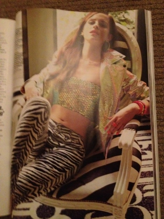 Emma Watson – GQ magazine 2013 -03