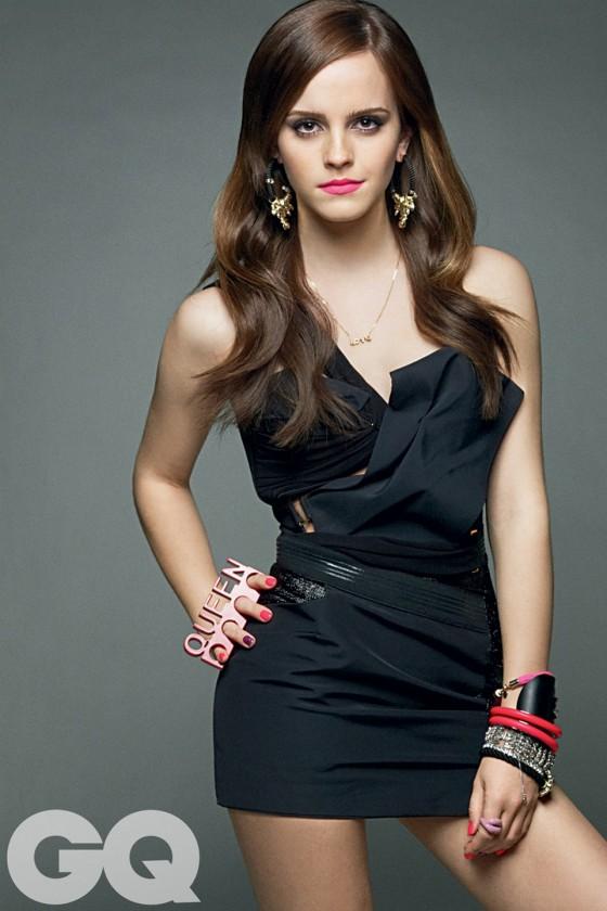 Emma Watson - GQ magazine 2013 -04