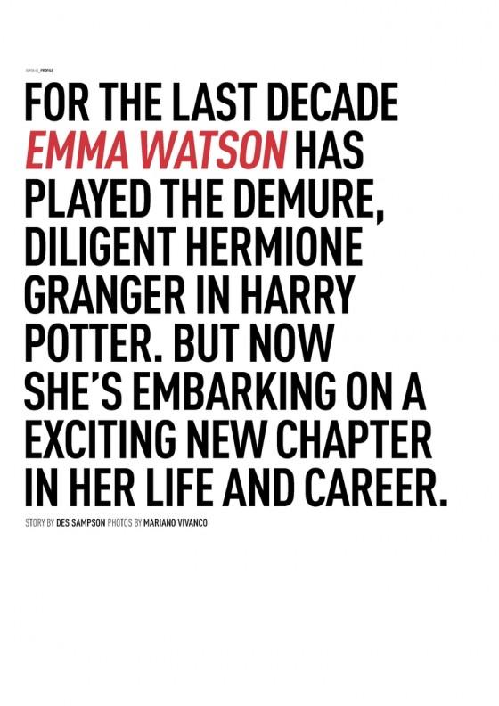 Emma Watson 2011 : emma-watson-in-remix-magazine-02