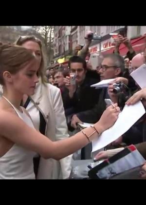 Emma Watson: Noah UK Premiere -01