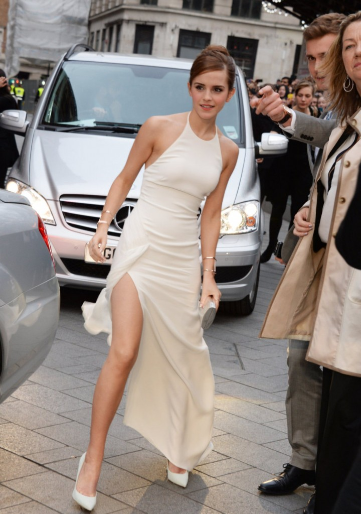 Emma Watson: Noah UK Premiere -03