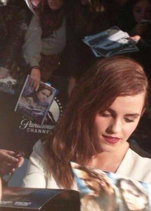 Emma Watson : Noah Madrid Premiere -03