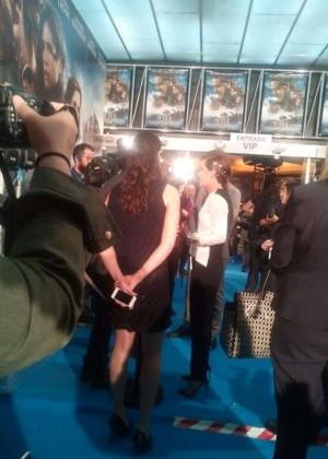 Emma Watson : Noah Madrid Premiere -05