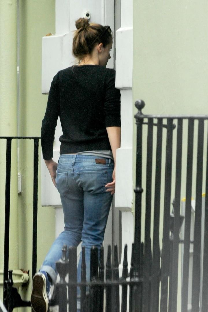 Jeans emma watson tight