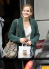 Emma Watson - Shopping in London (june 2012)