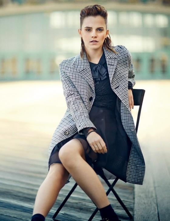 Emma Watson - Teen Vogue Magazine - August 2013 -10