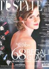 Emma Watson - TU Style Magazine (December 2012 Issue)
