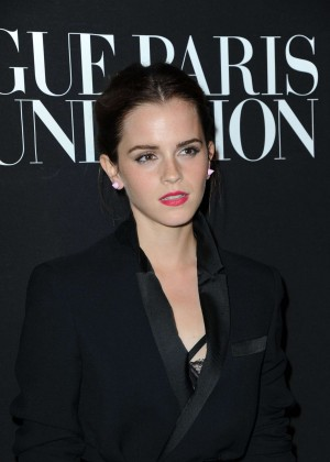 Emma Watson - Vogue Foundation Gala 2014