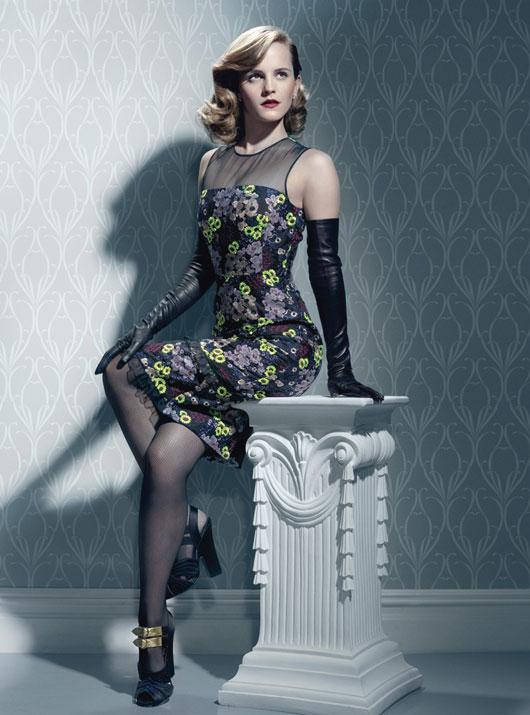 Emma Watson W magazine 2013 -01