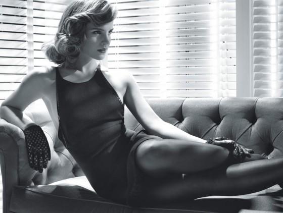 Emma Watson W magazine 2013 -04