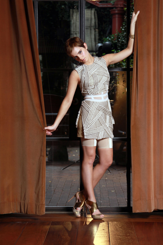 Emma Watson Womens Wear Daily Photoshoot 2010 Ultra