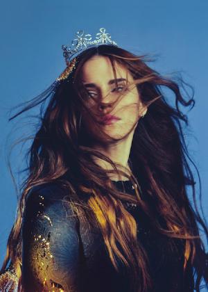 Emma Watson: Wonderland Magazine -04
