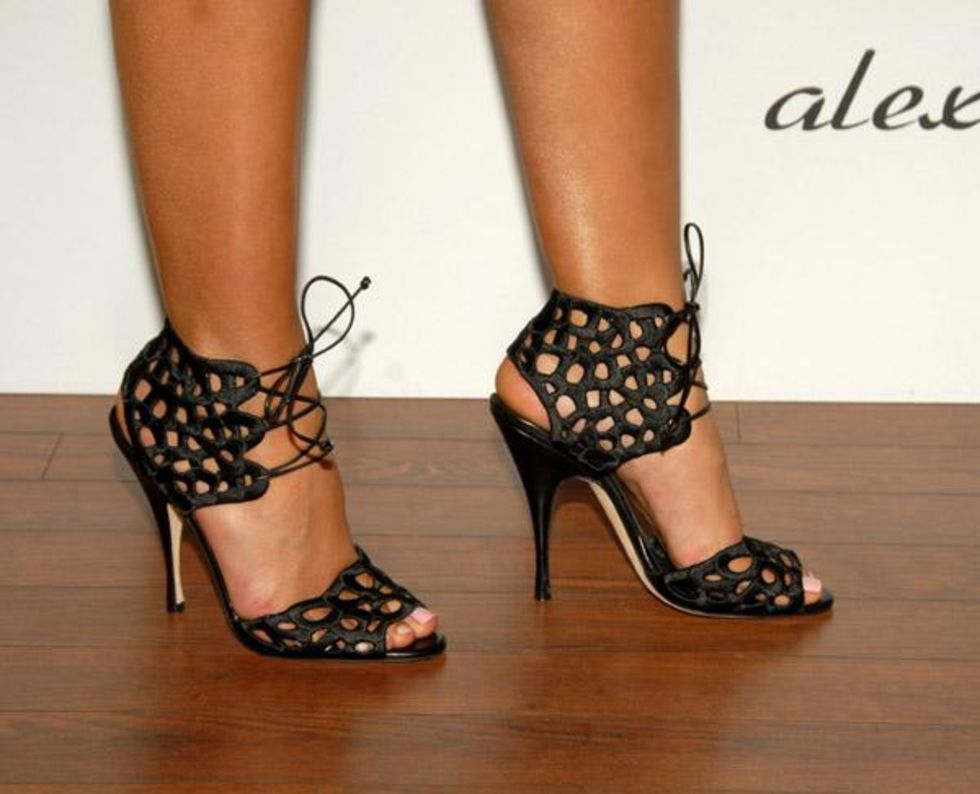 Emmanuelle Chriqui 2010 : emmanuelle-chriqui-cleavage-at-alexx-jae-milk-fw10-collection-launch-party-2010-24