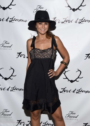 "Emmanuelle Chriqui - ""For Love and Lemons"" annual SKIVVIES party"
