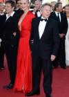 Emmanuelle Seigner - Attending the La Venus A La Fourrure Premiere in Cannes -06