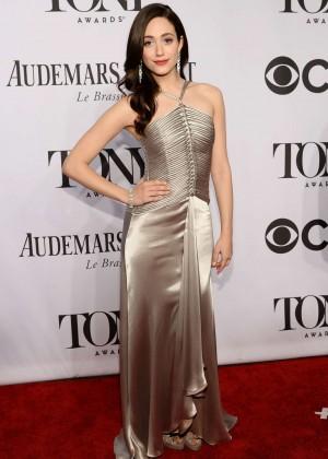 Emmy Rossum - 68th Annual Tony Awards in NY -06