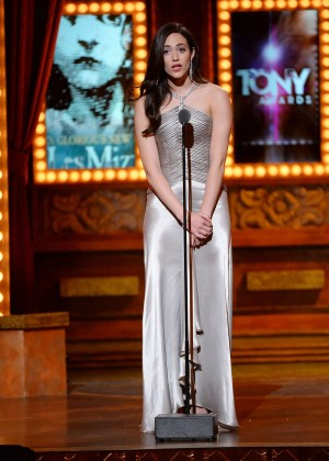 Emmy Rossum - 68th Annual Tony Awards in NY -07