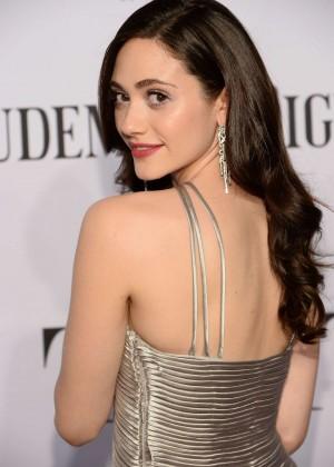 Emmy Rossum - 68th Annual Tony Awards in NY -10