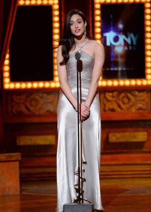 Emmy Rossum - 68th Annual Tony Awards in NY -11