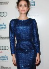 Emmy Rossum - Hot in Blue Dress at The Ripple Effect Charity Event -03