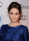Emmy Rossum - Hot in Blue Dress at The Ripple Effect Charity Event -06
