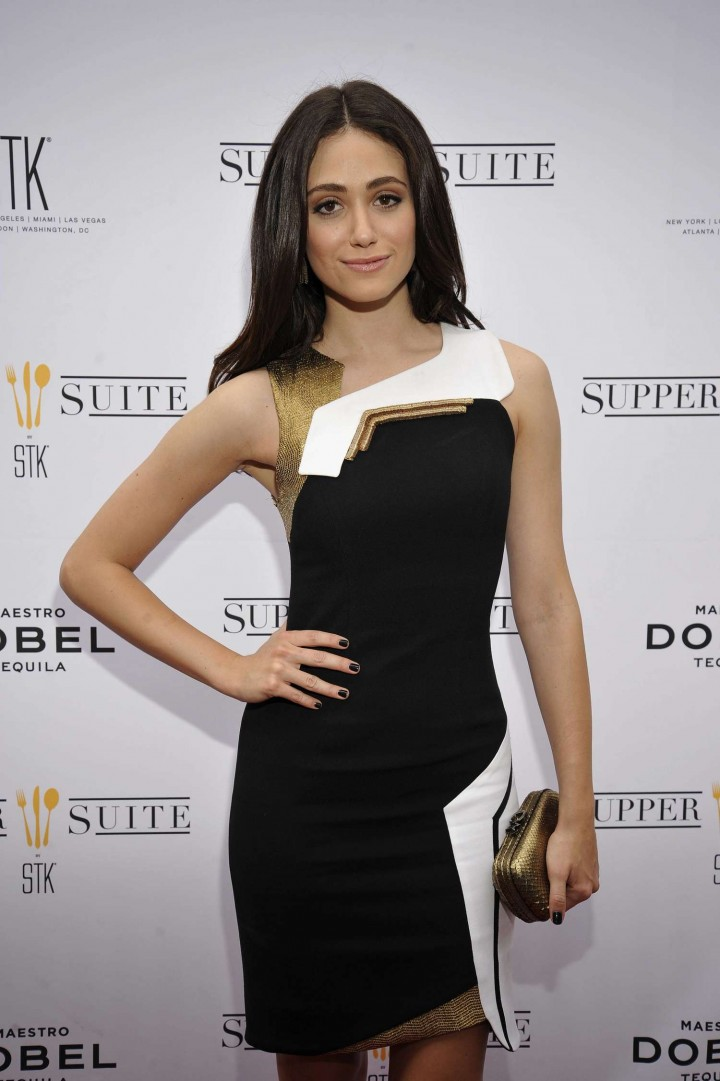 Emmy Rossum: Before I Disappear After Party -01