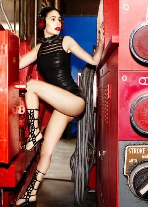 Emmy Rossum: Complex Magazine -05