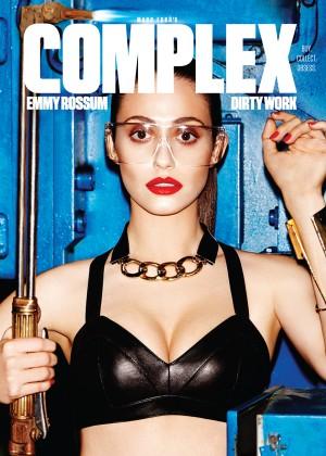 Emmy Rossum: Complex Magazine -07