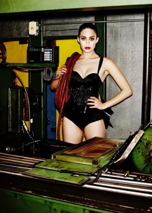 Emmy Rossum: Complex Magazine -08