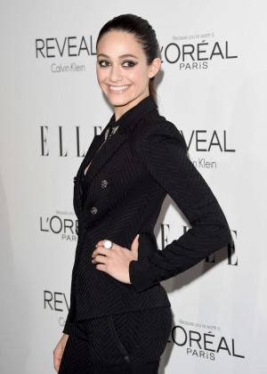 Emmy Rossum - 21st annual ELLE's Women in Hollywood Awards in LA