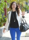 Emmy Rossum In Blue Pants -05