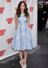 Emmy Rossum - Lucky Guy Broadway Opening Night -03