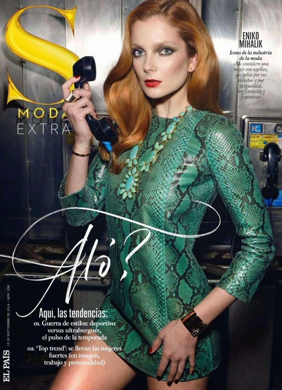 S Moda Spain Magazine (Septiembre 2014