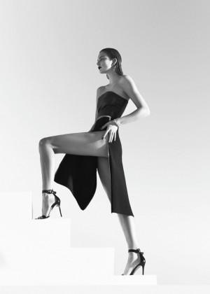 Eniko Mihalik: XOXO Magazine -04