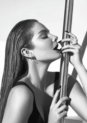 Eniko Mihalik: XOXO Magazine -09